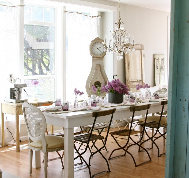 Eclectic Dining Room Chairs Home
