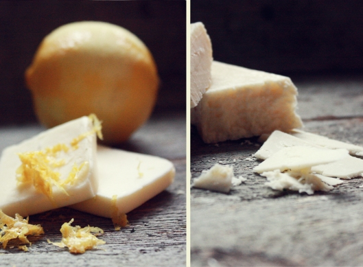 Butter and Cheese! Photo by Shanda Foisy.