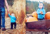 Pumpkin Patch! October