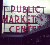 Pike Place, Seattle, Washington