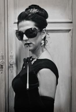Audrey Hepburn Costume, October