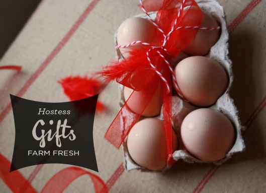 hostess gifts farm